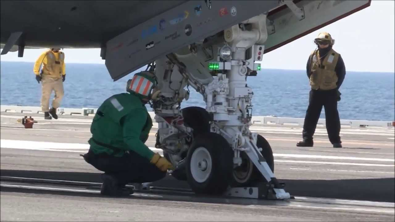 X 47b Ucas D First Catapult Launch From Uss George H W