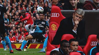 The day Manchester United DESTROYED Arsenal 8-2!