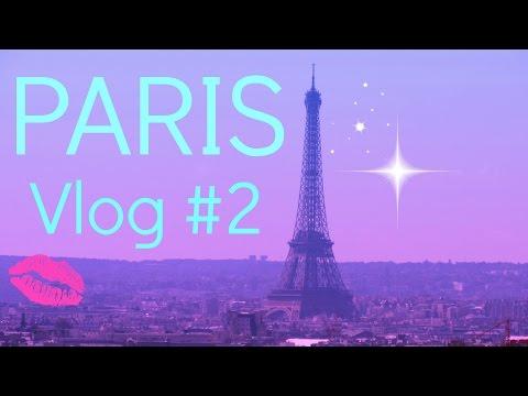 PARIS Vlog #2 - 14th arr., Eiffel Tower, Comedy Bar