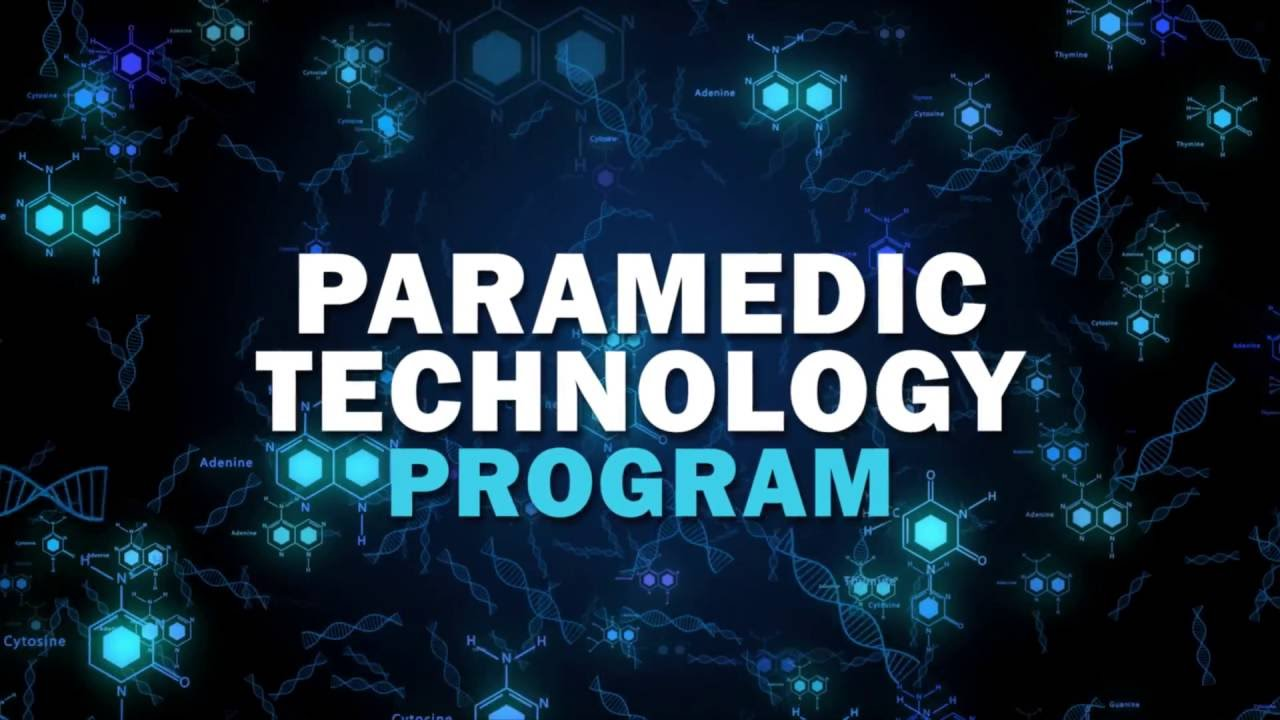 Paramedic Technology At Coastal Pines Technical College Youtube
