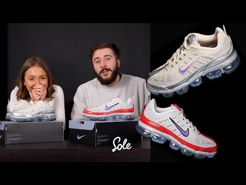 Skepta Air Max 97 Review & Meeting ASAP Rocky Banging Nike