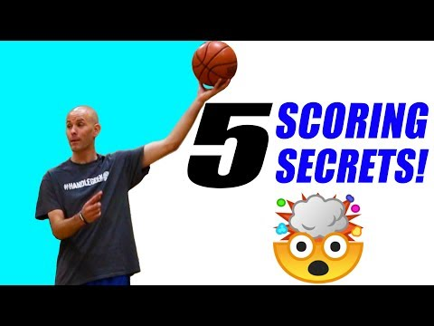 5 Secrets The BEST Finishers At The Rim Do! How To Score More Points In Basketball
