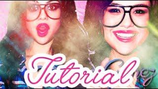 Tutorial Capa para Facebook Selena Gomez PS CS6