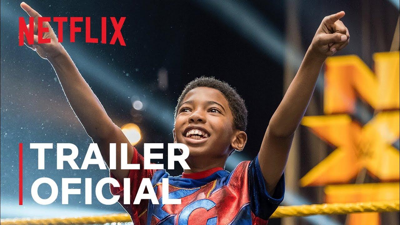 A Grande Luta   Trailer oficial   Filme Netflix