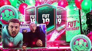FIFA 19: FUT BIRTHDAY PACK ESKALATION !! 10 FUT FEIER bis in die MORGENSTUNDEN !!