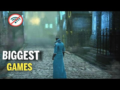 Top 10 Biggest Android Games Hd Offline High Graphics Youtube