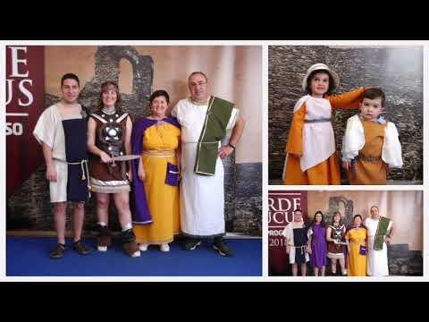 Castrexos y romanos, juntos como hermanos con El Progreso