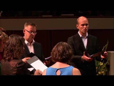 Huelgas Ensemble - Gallus - Festival Oude Muziek Utrecht 30 augustus 2014