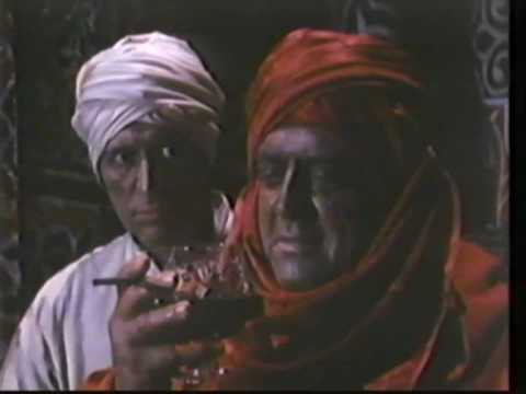 Download Tom Baker's scenes as Hasan in The Curse Of King Tut's Tomb 1980
