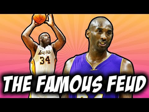 How Kobe & Shaq's Beef Is Still Relevant Today