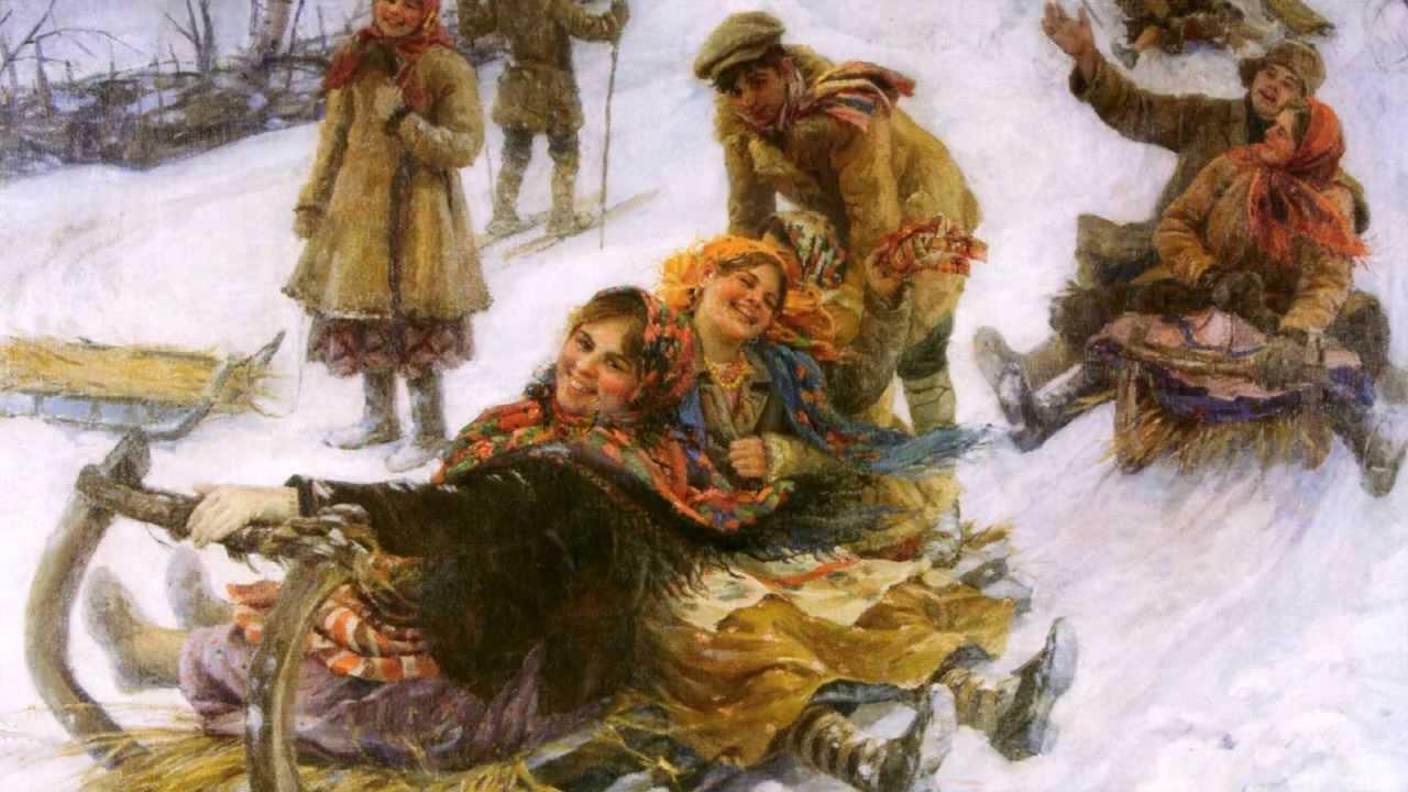 В Россию пришла масленица, обряды, приметы, традиции