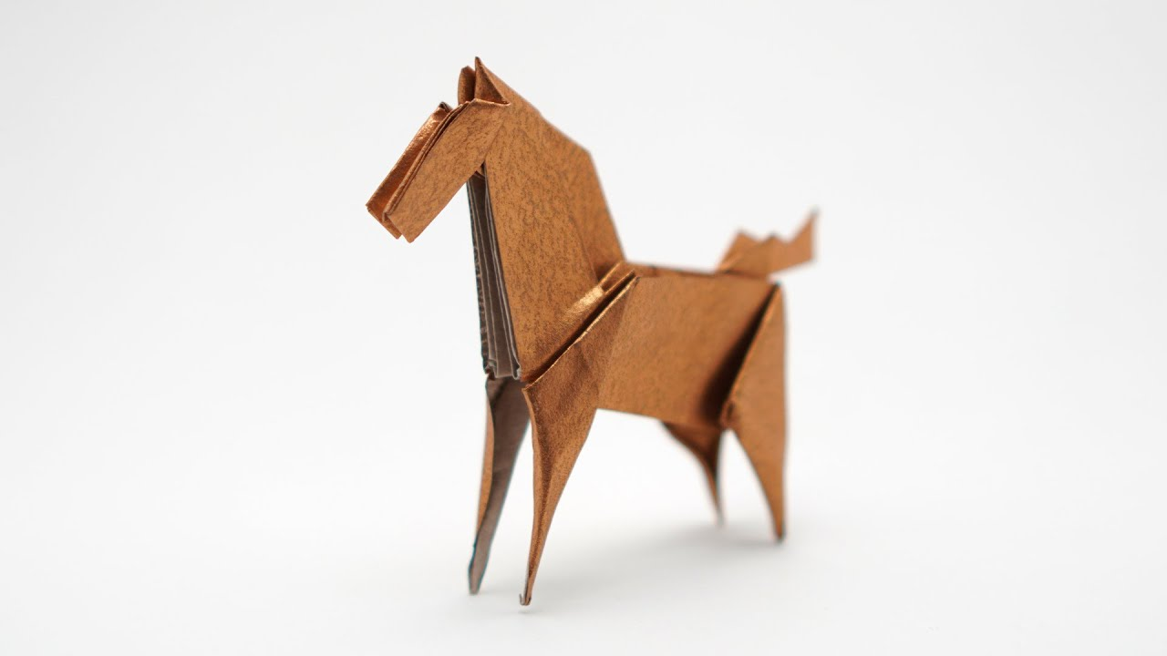 Origami Horses and Donkeys - Page 1 of 4 | Gilad's Origami Page | 720x1280
