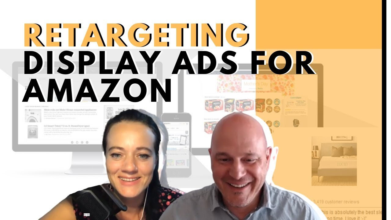 Retargeting Display Ads For Amazon