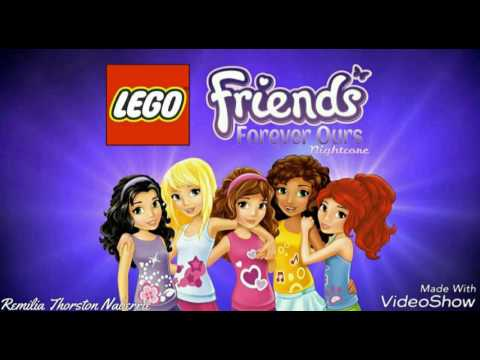 LEGO®Friends - Forever Ours [with Lyrics]