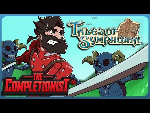 Tales of Symphonia: I Finally Completed It!! - The Completionist®