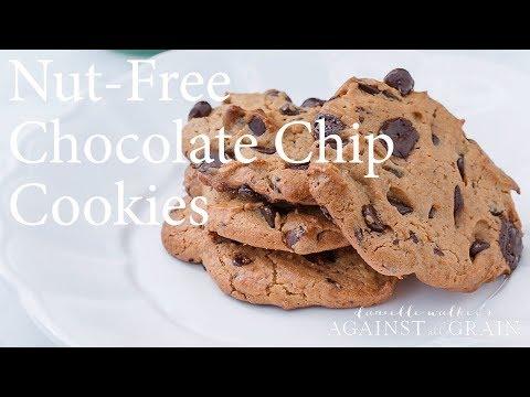 Nut-Free Gluten-Free Chocolate Chip Cookies Recipe | Danielle Walker