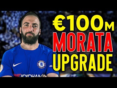 Chelsea To Make SHOCK €100M Bid For Gonzalo Higuain!   Transfers Review