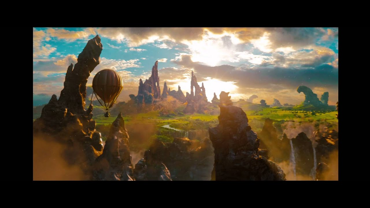 Die Fantastische Welt Von Oz Trailer