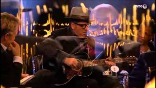 "Elvis Costello: ""Jimmie standing in the Rain"" - 26.09.14"