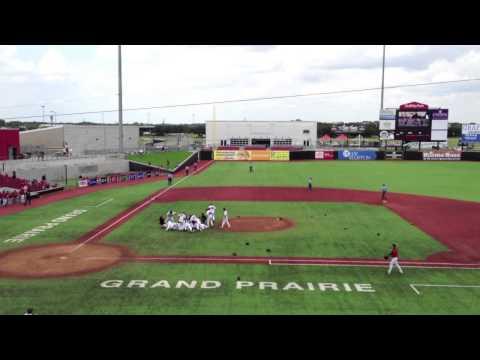 2013 WAC Baseball Tournament - UTSA Championship Celebration