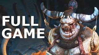VIKINGS Wolves Of Midgard - Full Game Walkthrough Gameplay & Ending (No Commentary Longplay)