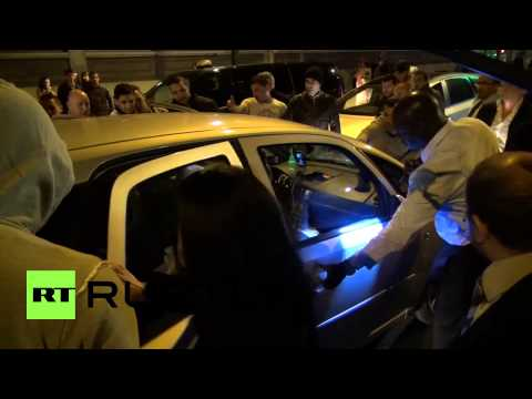 France: Scuffles break out during anti-Uber protest in Paris