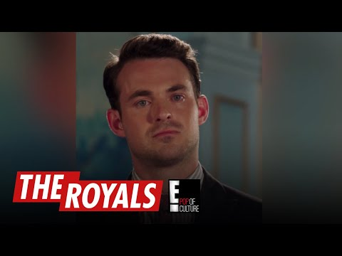 The Royals | Jasper's Rules - Part 1 | E!