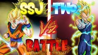 SSJ2 VS SSJ2 - France OP BATTLE WITH ADG OWNER! Roblox Dragon Ball Z Final Stand (DBZ:FS)
