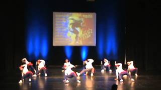 Repeat youtube video X Style  locul II la ESDU Dance Star Romania si calificarea la mondialele din Croatia