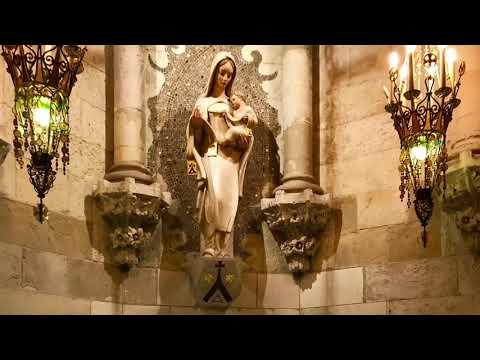 Improvised Responsorial Psalm - La Sagrada Familia
