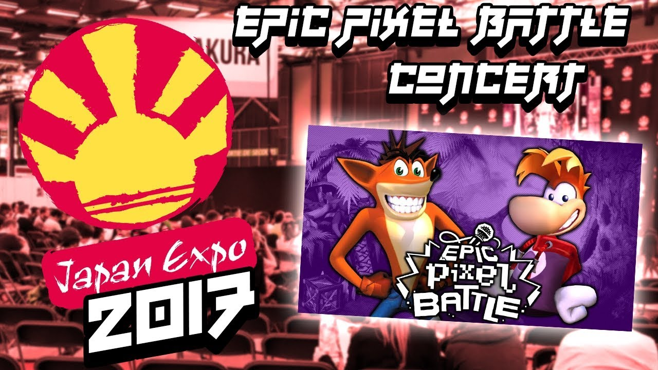 Filme Rayman for rayman vs crash bandicoot - epic pixel battle [epb 08] - live
