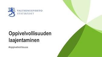 Opetusministerin kyselytunti oppivelvollisuuden laajentumisesta, Raisio.