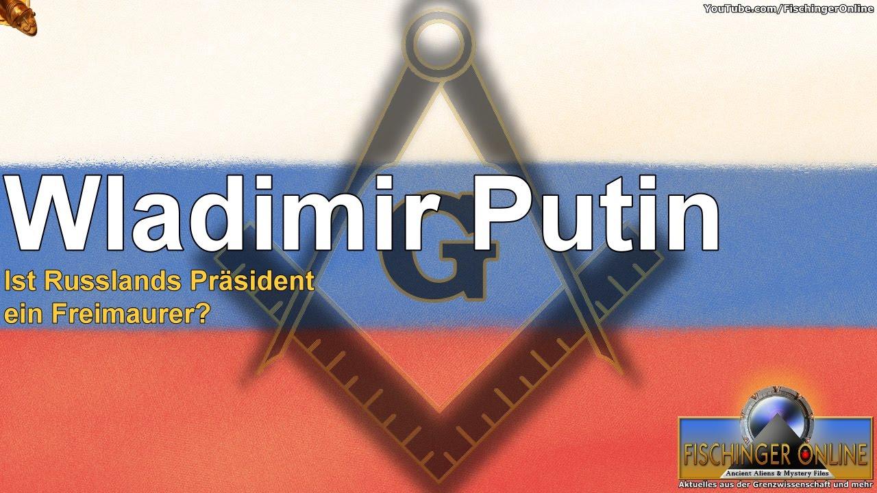 Wladimir Putin: Ist Russlands Präsident ein Freimaurer