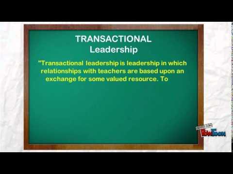 Educational Leadership Theories and Models