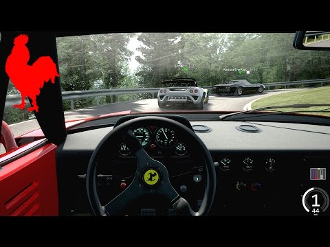 assetto corsa l a city v0 4 oculus rift dk2 drive. Black Bedroom Furniture Sets. Home Design Ideas
