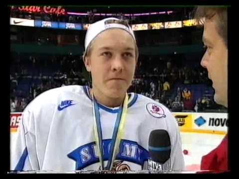 Niklas Hagman 1998