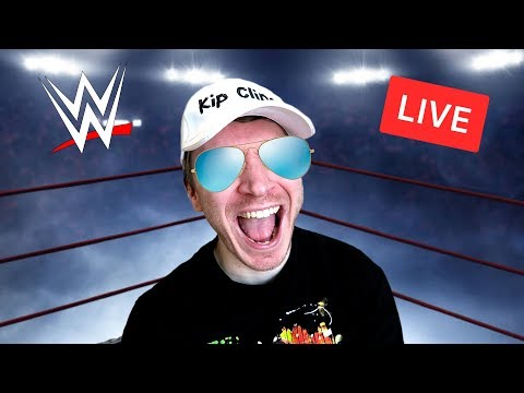 🔴 WWE CHAT AND CHILL LIVE STREAM