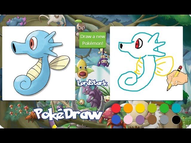 Dibujando Pokemon Guapisimos Poke Draw Juegos Random Clip Fail