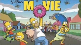 The Simpsons Movie Soundtrack - Close to You
