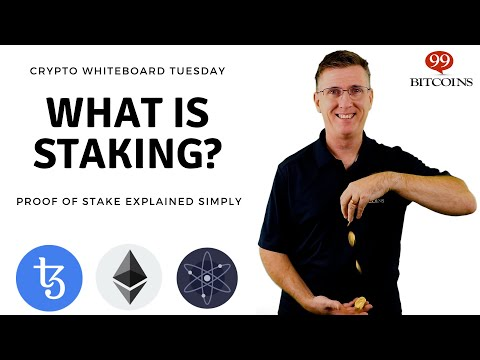 What Is Proof Of Stake? - Earn Passive Income With Staking