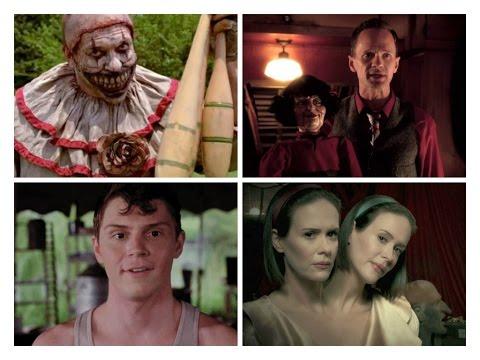 TV REVIEWS American Horror Story - Freak Show