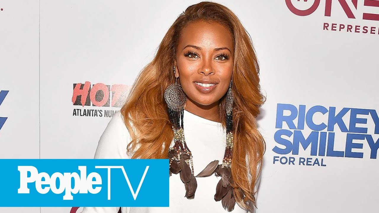 Find Out The Marriage Advice Nene Leakes Gave Eva Marcille In Her Wedding Toast | PeopleTV