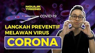Menurut who, virus corona atau covid-19 adalah jenis zoonosis yang berasal dari hewan. (corona disease) kemudian mulai tersebar ke manus...