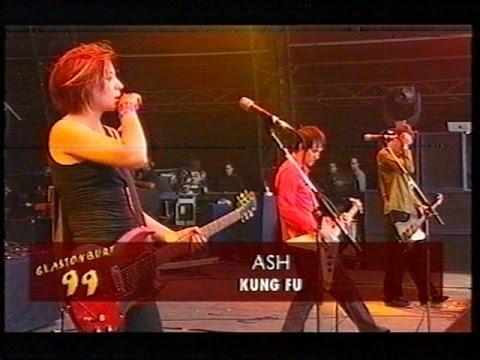 Ash - Kung Fu - Glastonbury 1999