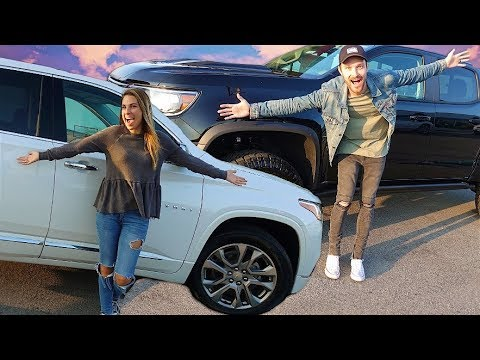 BUYING TWO NEW FAMILY CARS IN ONE DAY! 😱