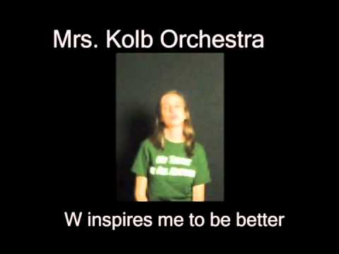 Wicihowski Awesome Music Teacher Video