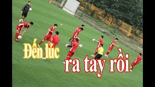 Lịch thi đấu AFF Cup 2018 của Việt Nam: Thời cơ để hạ Malaysia đây rồi!