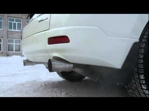 Acura RDX Magnaflow Exhaust YouTube - Acura rdx downpipe