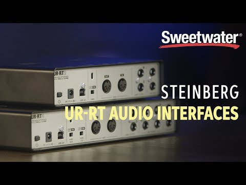 Steinberg UR-RT Audio Interfaces Review