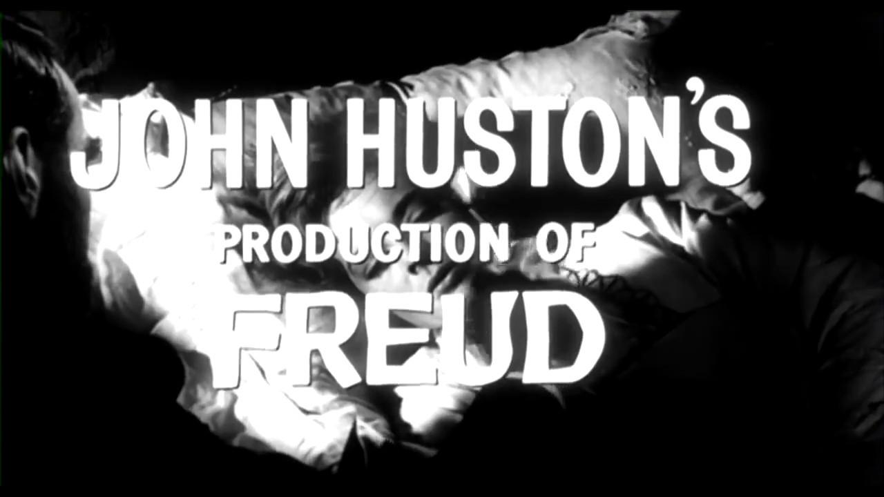 Freud The Secret Passion Trailer John Huston Films Youtube